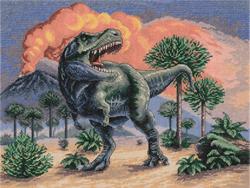 Borduurpakket Tyrannosaurus - PANNA