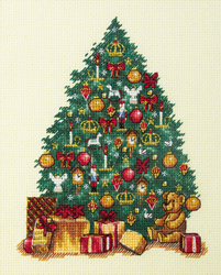 Borduurpakket Little Christmas Tree - PANNA