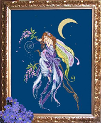 Borduurpatroon Fairy of Dreams - Passione Ricamo
