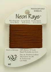 Neon Rays Butternut - Rainbow Gallery