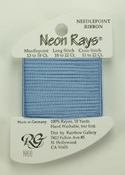 Neon Rays Periwinkle - Rainbow Gallery