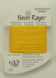 Neon Rays Gold - Rainbow Gallery