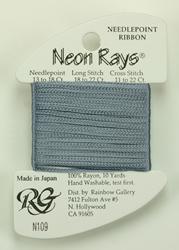 Neon Rays Pewter - Rainbow Gallery