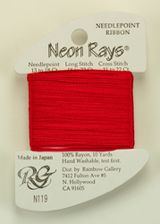 Neon Rays Candy Apple - Rainbow Gallery