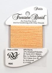 Petite Treasure Braid Pearl Peach - Rainbow Gallery