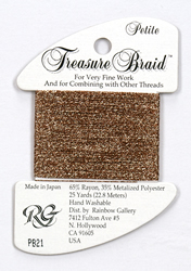 Petite Treasure Braid Copper - Rainbow Gallery