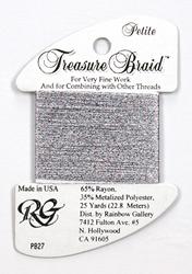 Petite Treasure Braid Ice - Rainbow Gallery
