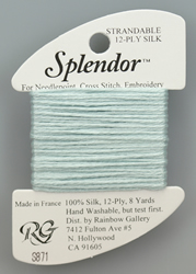 Splendor Lite Green Aqua - Rainbow Gallery