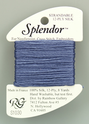 Splendor Medium Blue Violet - Rainbow Gallery