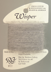 Wisper Pale Grey - Rainbow Gallery