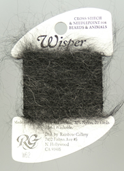 Wisper Charcoal Heather - Rainbow Gallery