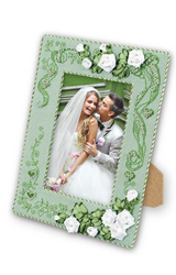 Borduurpakket Photo Frame with Love - RIOLIS