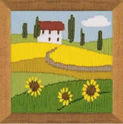 Platsteekpakket Sunflowers - RIOLIS