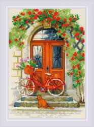 Borduurpakket Italian Door - RIOLIS