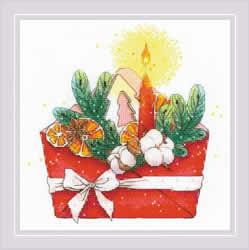 Borduurpakket New Year's Letter - RIOLIS