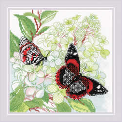 Cross stitch kit The Joy of Summer - RIOLIS