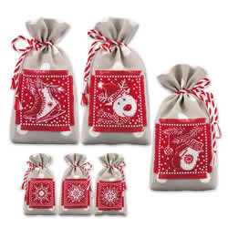 Borduurpakket Winter Gifts - RIOLIS