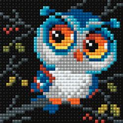 Diamond Mosaic Owl - RIOLIS