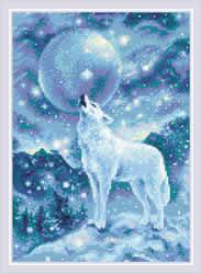 Diamond Mosaic Ice-Cold Wind - RIOLIS