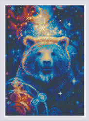 Diamond Mosaic The Great Bear - RIOLIS