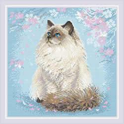 Diamond Mosaic Meow-Zen - RIOLIS