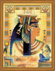 Borduurpakket Cleopatra - RIOLIS