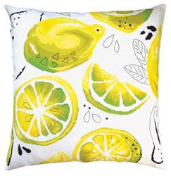 Borduurpakket Yellow lemons - RTO
