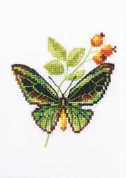 Borduurpakket Briar and Butterfly - RTO