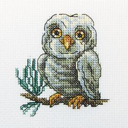 Borduurpakket Owlet - RTO