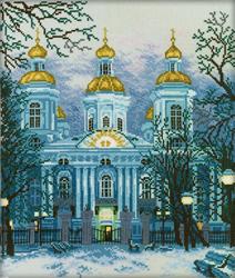 Borduurpakket Nikolaus-Marine-Kathedrale (Saint Petersburg) - RTO