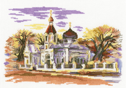 Borduurpakket St. Magdalena Church - RTO