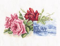 Borduurpakket Rose Miniature - RTO