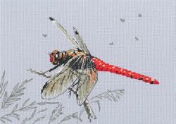 Borduurpakket Dragonfly - RTO
