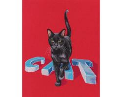 Borduurpakket Cat - RTO
