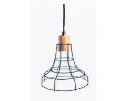 Borduurpakket Loft-Styled Lamp - RTO