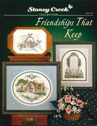 Borduurpatroon Friendships That Keep - Stoney Creek