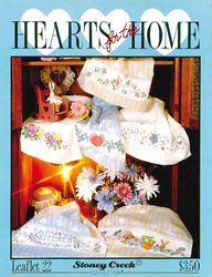 Borduurpatroon Hearts for the Home - Stoney Creek