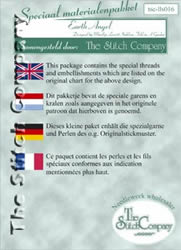 Materiaalpakket Earth Angel - The Stitch Company