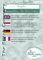Materiaalpakket Evangeline - The Stitch Company