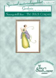 Materiaalpakket Gardenia - The Stitch Company