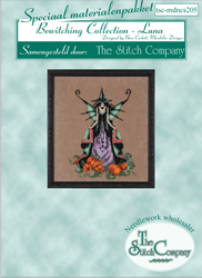 Materiaalpakket Bewitching Collection - Luna - The Stitch Company