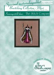 Materiaalpakket Bewitching Collection - Mari - The Stitch Company