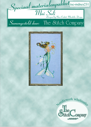 Materiaalpakket Petite Mermaid Collection - Mai Soli - The Stitch Company