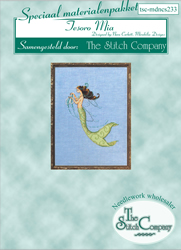 Materiaalpakket Petite Mermaid Collection - Tesoro Mia - The Stitch Company