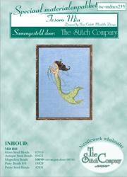 Materiaalpakket Petite Mermaid Collection - Tesoro Mia - The Stitch Company