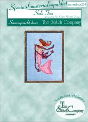 Materiaalpakket Petite Mermaid Collection - Solo Tua - The Stitch Company