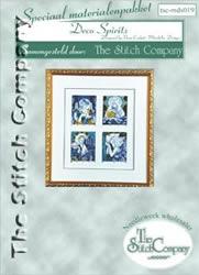 Materiaalpakket Deco Spirits - The Stitch Company