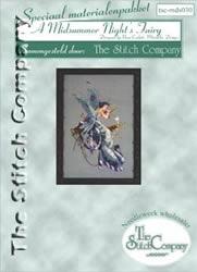 Materiaalpakket A Midsummer Night's Fairy - The Stitch Company
