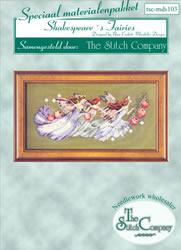 Materiaalpakket Shakespeare's Fairies - The Stitch Company