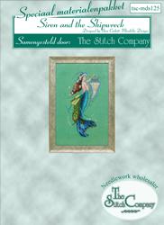Materiaalpakket Siren and the Shipwreck - The Stitch Company